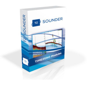 Control software / depth sounder / professional fishing / for boats TZ Sounder Module MaxSea International