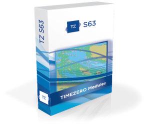 Navigation software / for boats TZ S63 Module MaxSea International