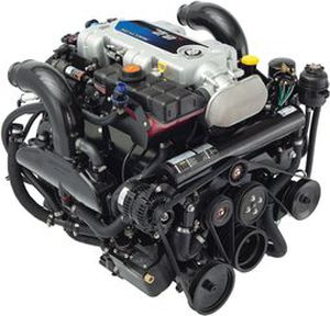 boating engine / inboard / gasoline