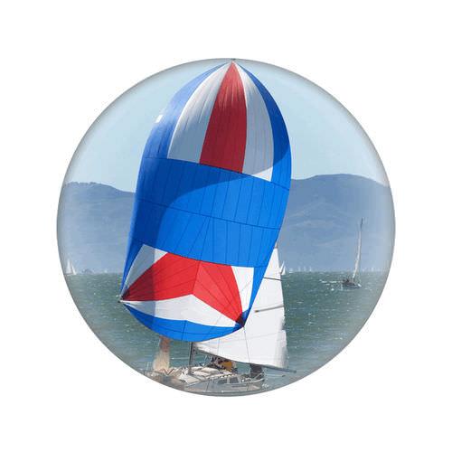 woven sailcloth / ripstop / cruising / regatta