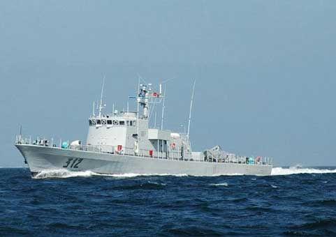 Offshore patrol special vessel OPV 70 Raidco Marine