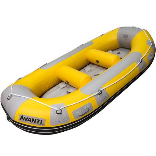 4-seater raft