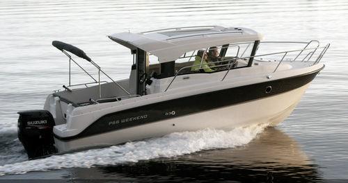 Outboard walkaround / sport-fishing P66 WEEKEND ASKELADDEN