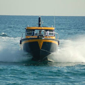 dive support boat / inboard