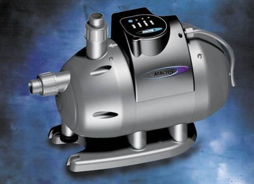 water pressurization system