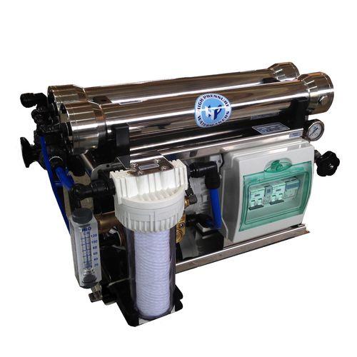 Boat watermaker / reverse osmosis / 230V / 110V HP SC ECO HP Water  Maker