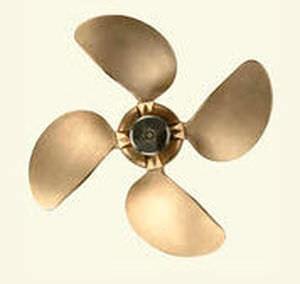 Sailboat propeller / folding / shaft-drive / 4-blade VARIFOLD SPW