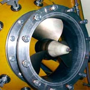Nozzle / ship / propeller SPW