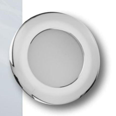 outdoor light / marine / LED / stainless steel