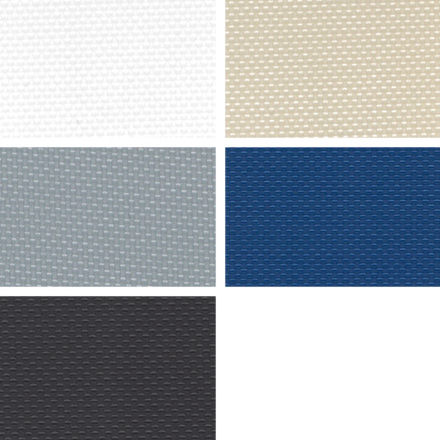 Exterior decoration fabric for marine upholstery / PVC / artificial leather / polyester Pol 500 – Pol 800 Italvipla