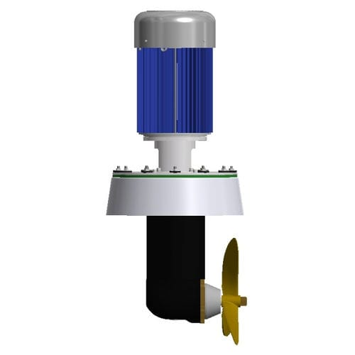 Saildrive electric motor SDKH 15.0 AC  Kräutler Elektromaschinen
