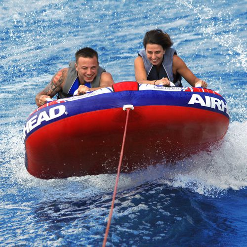 2-person max. towable buoy