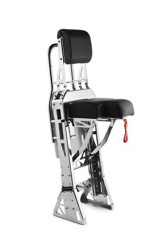 jockey seat / for boats / adjustable / 1-person