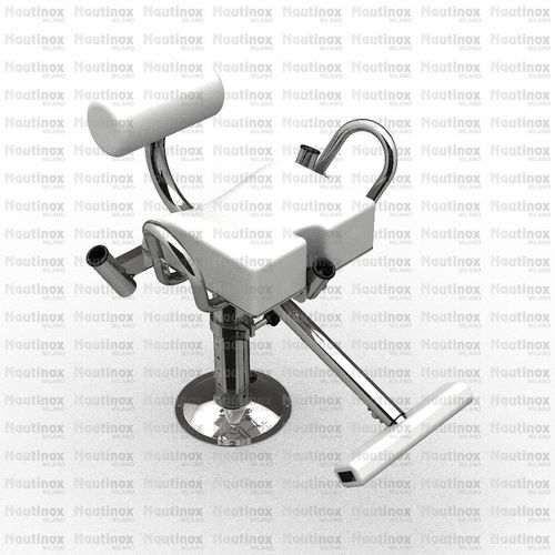 helm seat / operator / for sport fishing boats / for inflatable boats