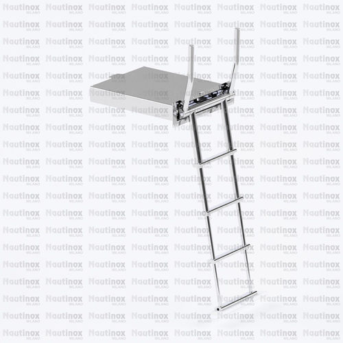 swim ladder / for boats / for yachts / for sailboats