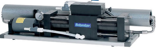 Boat watermaker / reverse osmosis / energy recovery / 12V Smart 100 Analogic Schenker