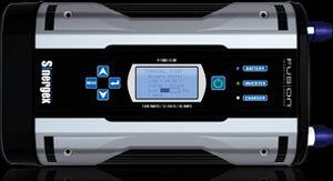 Voltage inverter-charger / DC / AC / marine FUSION Sinergex Technologies