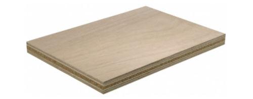 soundproofing sandwich panel / cork / wood