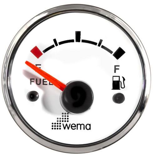 boat indicator / level / analog / fuel tank