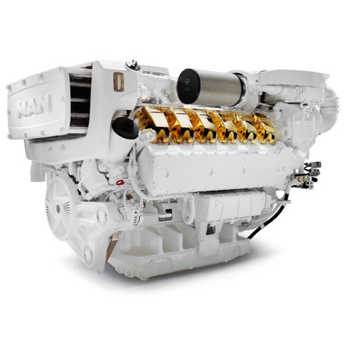 inboard engine - MAN Truck & Bus AG - Engines & Components