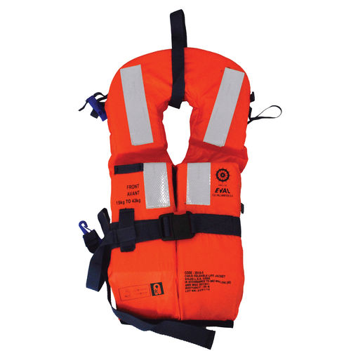 foam life jacket / with safety harness