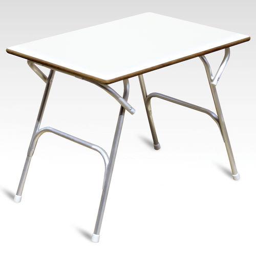 Deck cockpit table / folding / fold-away / aluminum M400HFT Forma Marine Ltd