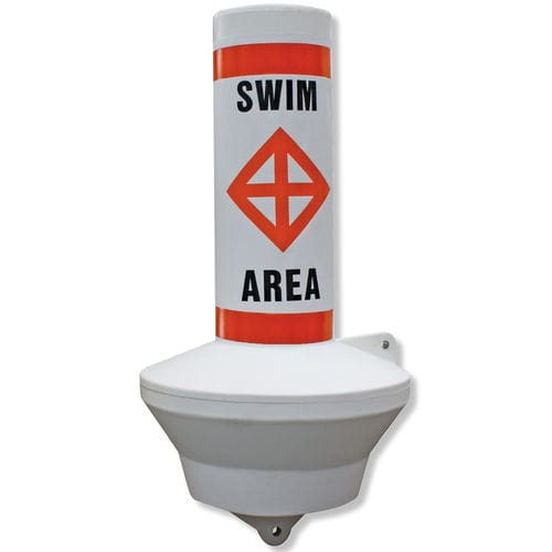 beacon buoy / swim area