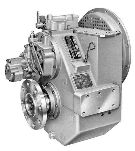 Ship reduction gearbox / engine / with clutch MG-5091DC Twin Disc