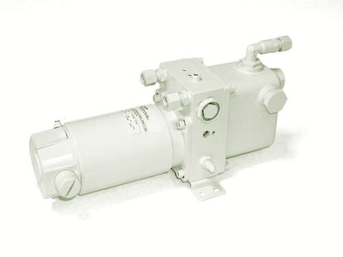 Boat hydraulic power unit / for autopilots / electrically-powered 12V Twin Disc