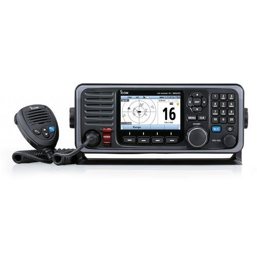 marine radio / fixed / VHF / submersible