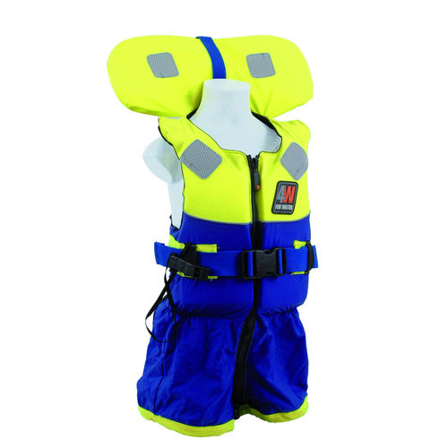 Foam life jacket / child's SHORTY 100N Forwater