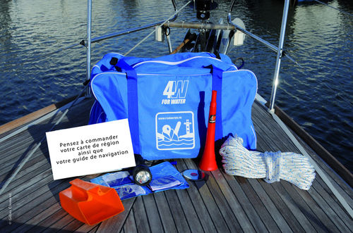 Boat safety kit COTIER Forwater