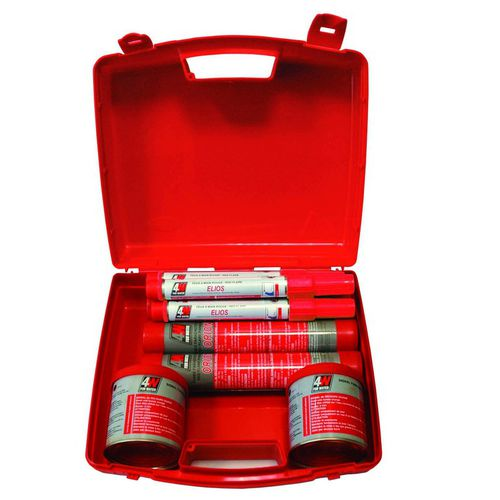 Offshore distress kit for boats (hand-held flares and smoke signals, rockets) PY600002 Forwater