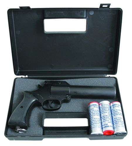 Boat flare gun PY6000XX series Forwater