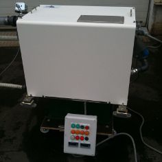 Black water treatment system / for boats 150 - 1500 L/J Morea
