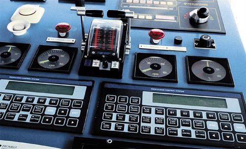 propulsion control system