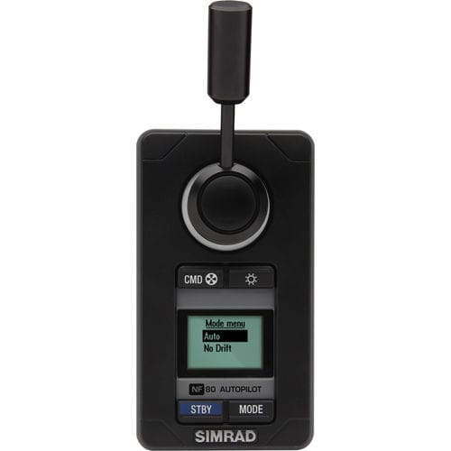 Autopilot remote control / boat / wireless NF80 Simrad Yachting