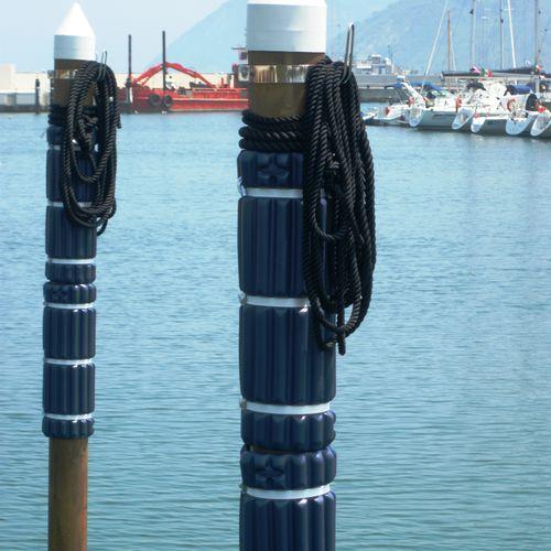 pile fender / for marinas