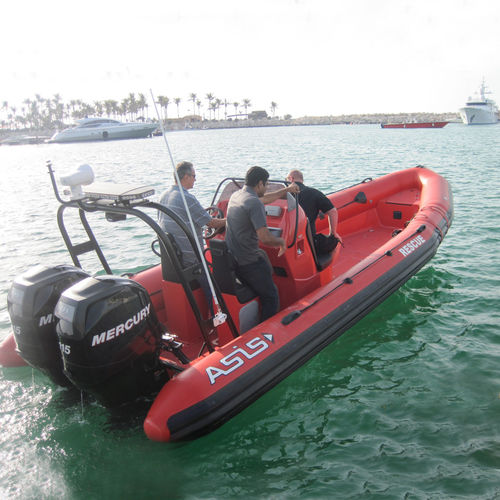 outboard search and rescue boat - ASIS BOATS