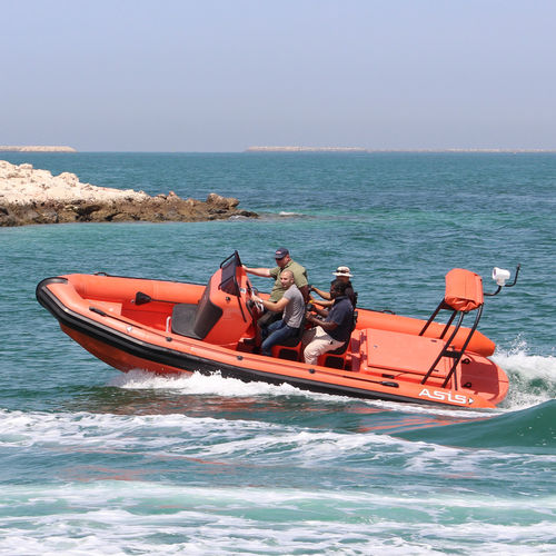 inboard search and rescue boat - ASIS BOATS