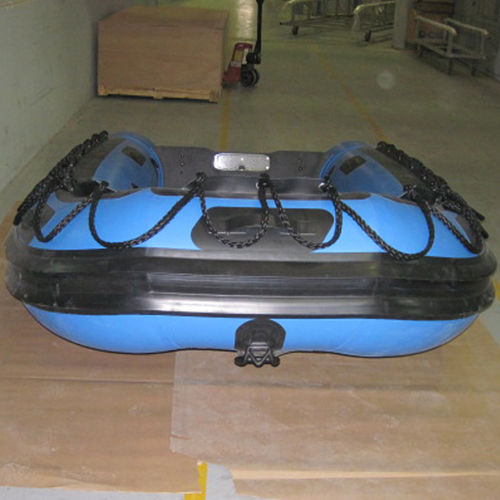outboard utility boat / inflatable boat