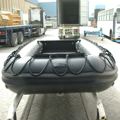 Outboard military boat / foldable inflatable boat / inflatable boat Military Inflatable Boat 4.8 ASIS BOATS