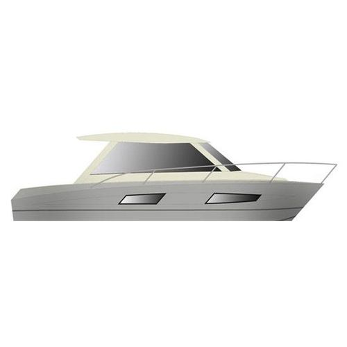 inboard cabin cruiser / hard-top / 4-berth / 6-berth