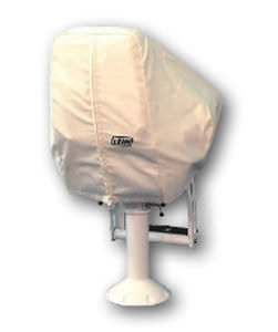 protective cover / boat / for pilot seats
