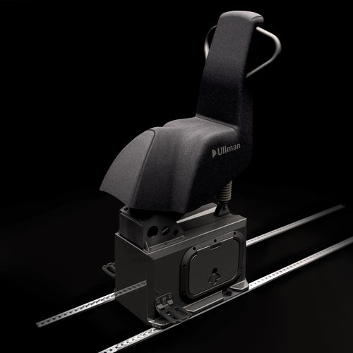 helm seat / jockey / for boats / with suspension