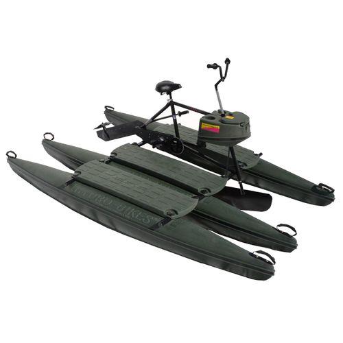 two-seater water bike