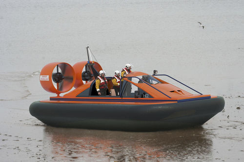 Commercial hovercraft 995ED Griffon Hoverwork