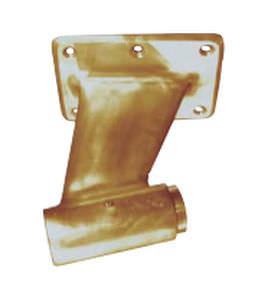 boat propeller shaft bracket
