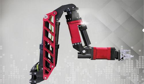 ROV manipulator arm