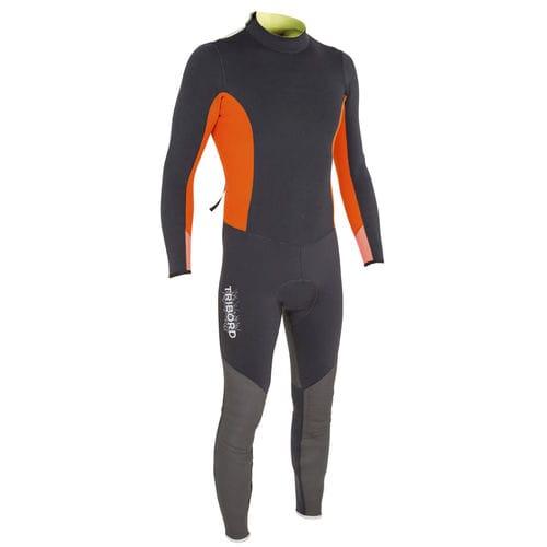 dinghy sailing wetsuit / full / men's